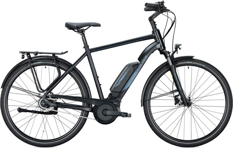 FALTER E 9.0 FL 500 Diamant black-dark blue e-Citybike