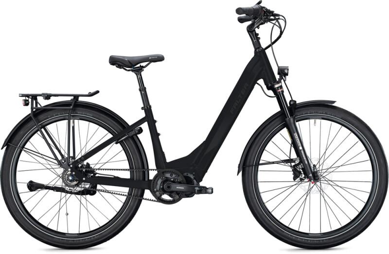 FALTER E 8.8 SUB FL Wave sublime black e-Citybike