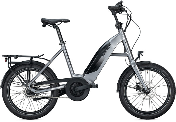 FALTER - E COMPACT 1.5 RT grey-black