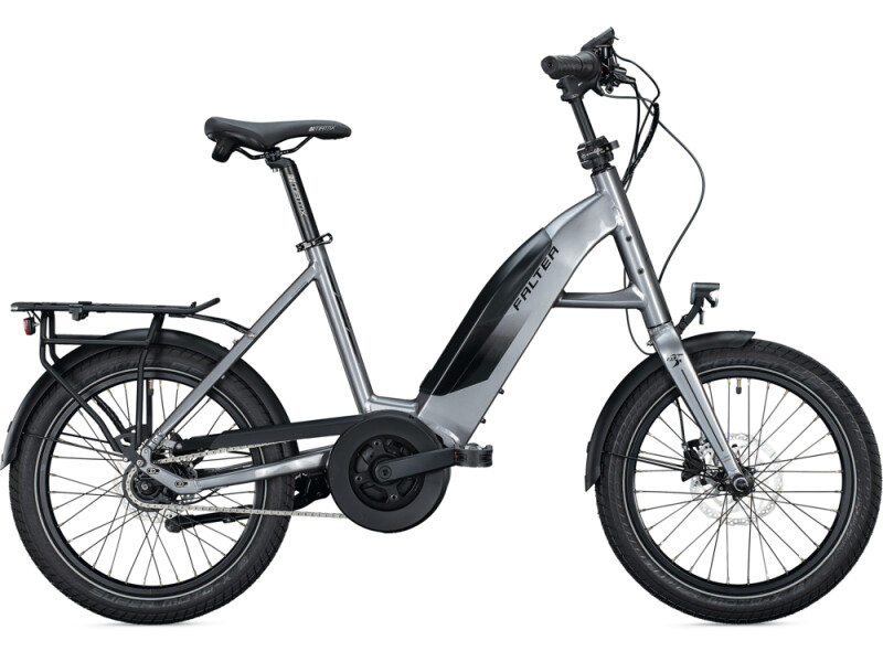 FALTER E COMPACT 1.5 RT grey-black