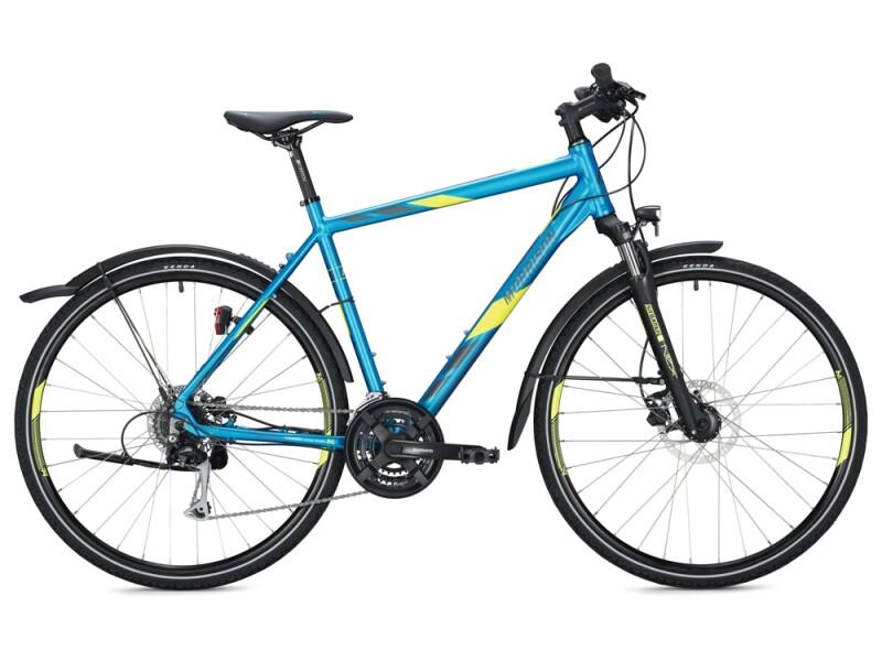 MORRISON X 2.0 Diamant blue-neon yellow