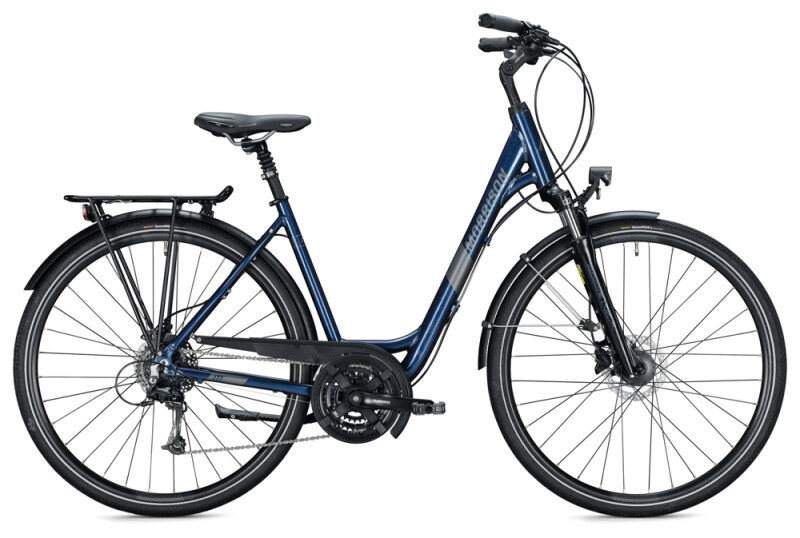 MORRISON T 3.0 Wave dark blue Trekkingbike