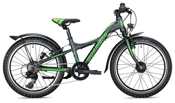 MORRISON - MESCALERO S20 Y-Lite anthracite-green