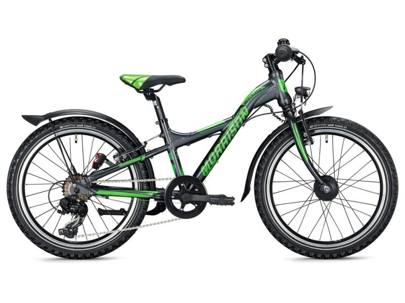 MORRISON MESCALERO S20 Y-Lite anthracite-green