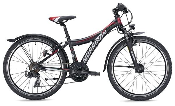 MORRISON - MESCALERO S24 Y-Type black-red