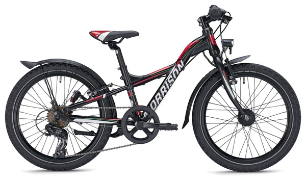 MORRISON - MESCALERO S20 Y-Lite black-red