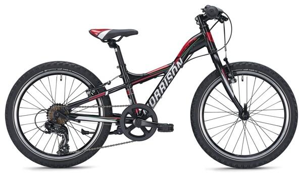 MORRISON - MESCALERO X20 Y-Lite black-red