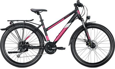 MORRISON - MESCALERO S26 SE Trapez black-pink