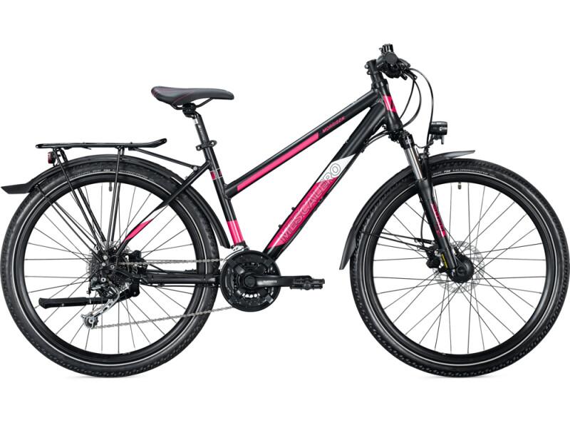 MORRISON MESCALERO S26 SE Trapez black-pink