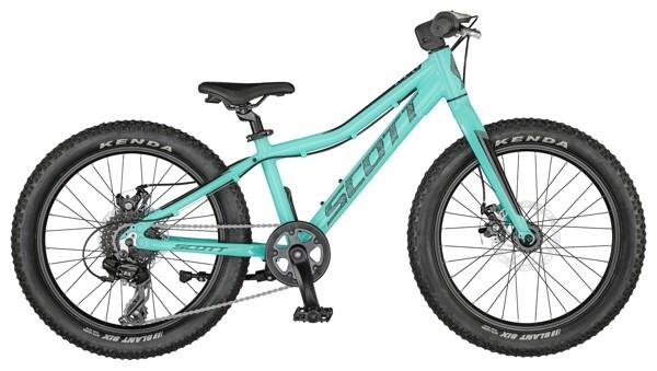 SCOTT - Roxter 20 Bike Teal Blue