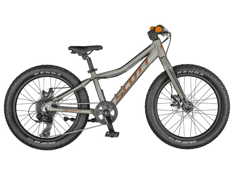 Scott Roxter 20 BikeAluminiumraw