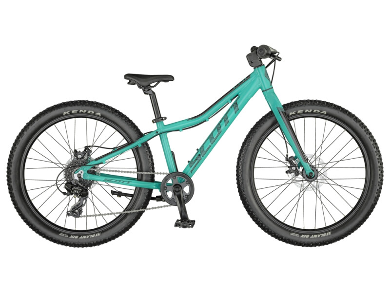 Scott Roxter 24 Bike Teal Blue