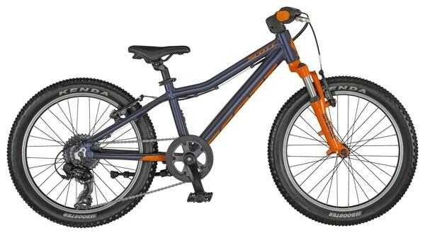 SCOTT - Scale 20 Bike Cobalt Blue
