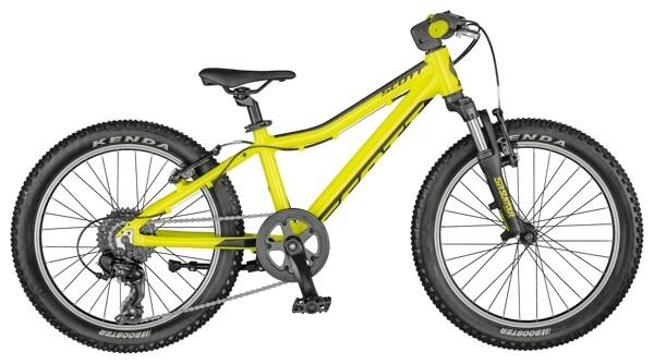 SCOTT - Scale 20 Bike Yellow