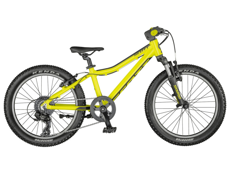 Scott Scale 20 Bike Yellow