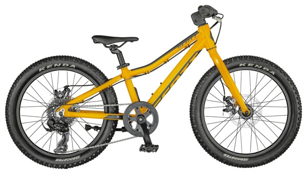 SCOTT - Scale 20 Bike mit Starrgabel
