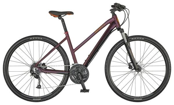 SCOTT - Sub Cross 40 Lady Bike