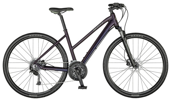 SCOTT - Sub Cross 30 Lady Bike
