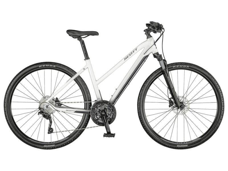 Scott Sub Cross 20 Lady Bike