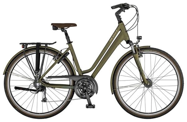 SCOTT - Sub Comfort 10 USX Bike