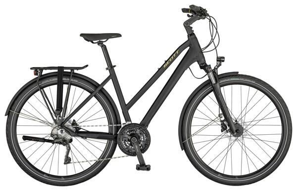 SCOTT - Sub Sport 20 Lady Bike