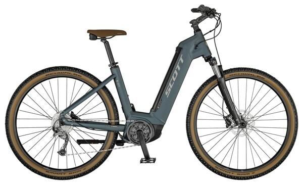 SCOTT - Sub Cross eRIDE 30 Unisex-Bike