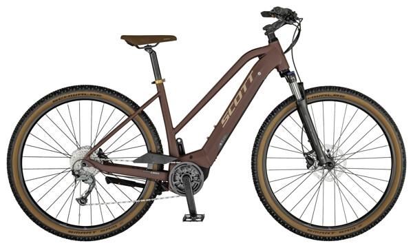 SCOTT - Sub Cross eRIDE 30 Lady Bike