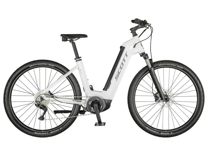 Scott Sub Cross eRIDE 10 Unisex-Bike