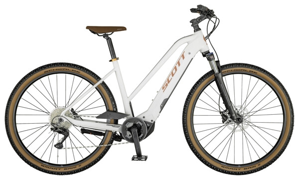 SCOTT - Sub Cross eRIDE 10 Lady Bike
