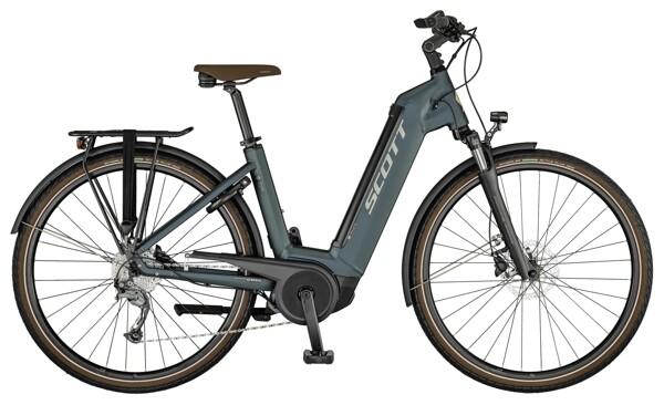 SCOTT - Sub Active eRIDEUnisex-Bike