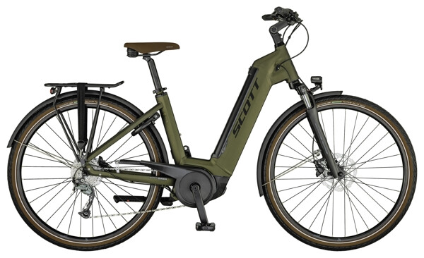 SCOTT - Sub Tour eRIDE 30 Unisex-Bike
