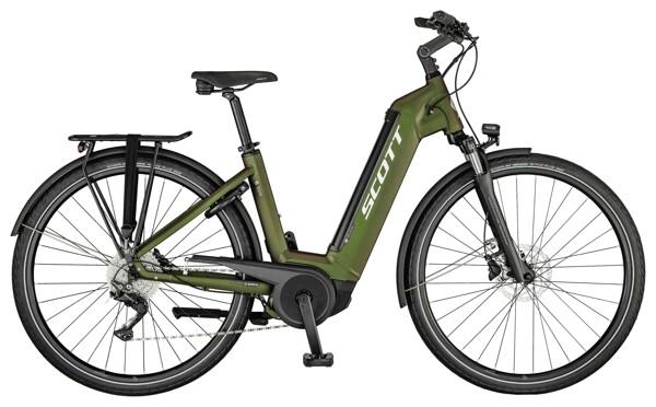 SCOTT - Sub Tour eRIDE 10 Unisex-Bike