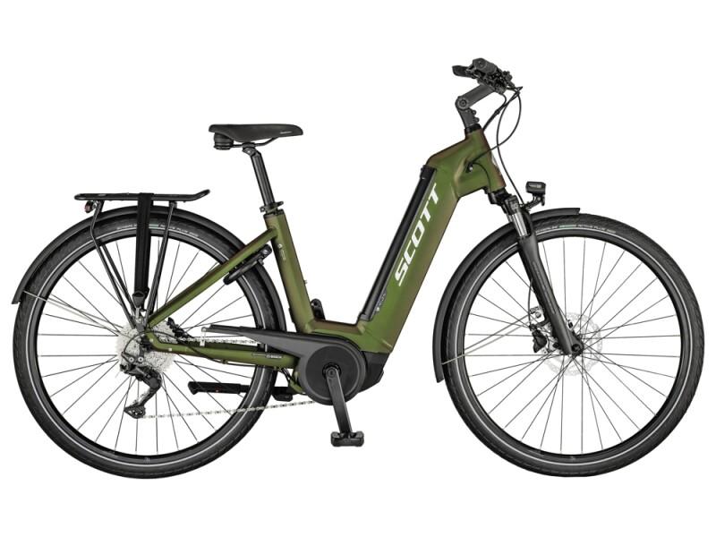 Scott Sub Tour eRIDE 10 Unisex-Bike
