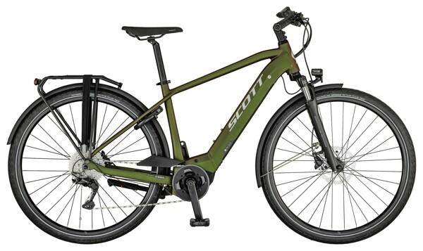 SCOTT - Sub Tour eRIDE 10 Men Bike