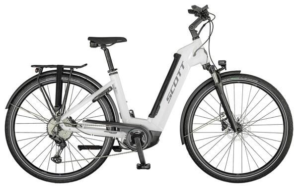 SCOTT - Sub Sport eRIDE 10 Unisex-Bike