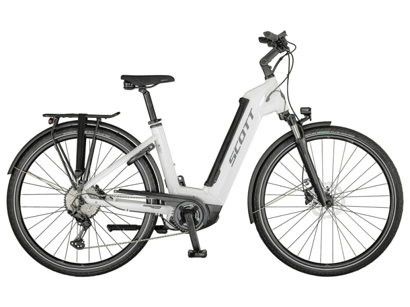 Scott Sub Sport eRIDE 10 Unisex-Bike