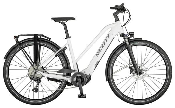 SCOTT - Sub Sport eRIDE 10 Lady Bike