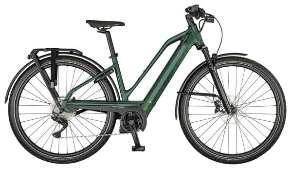 SCOTT - Silence eRIDE 30 Lady Bike
