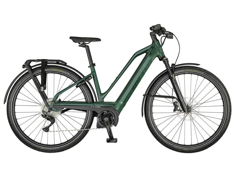 Scott Silence eRIDE 30 Lady Bike