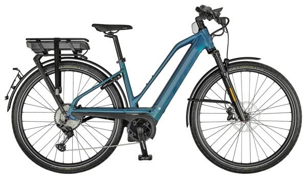 SCOTT - Silence eRIDE 10 Lady Speed Bike