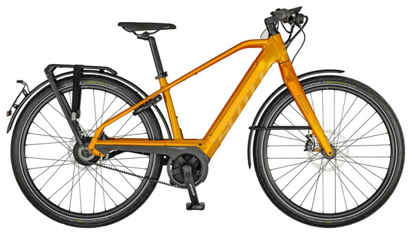 SCOTT - Silence eRIDE Evo Speed Bike