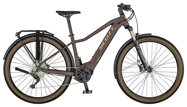 SCOTT - Axis eRIDE 20 Lady Bike