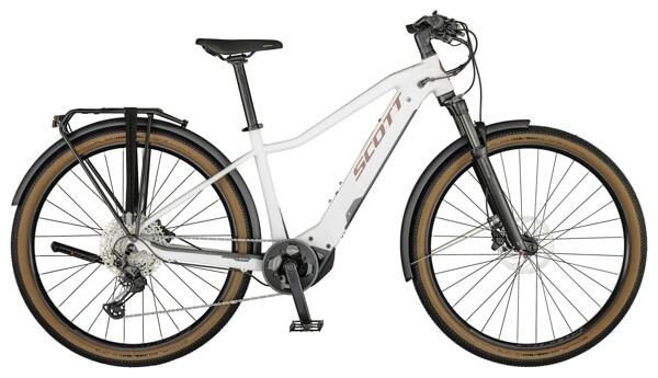 SCOTT - Axis eRIDE 10 Lady Bike