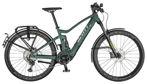 SCOTT - Axis eRIDE Evo Speed Bike