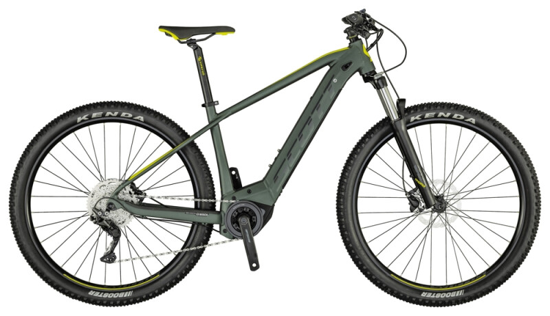 Scott Aspect eRIDE 940 Bike