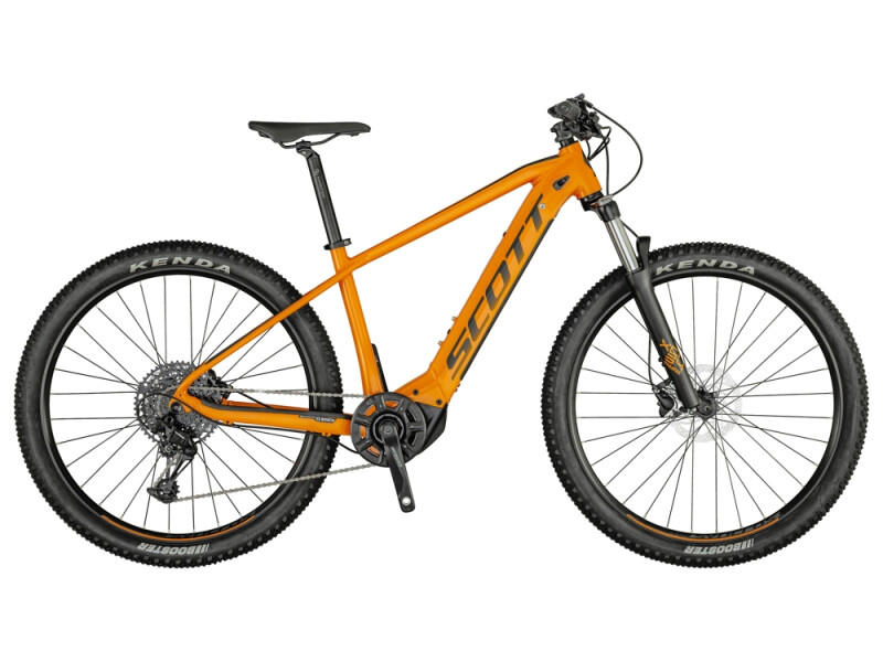 Scott Aspect eRIDE 920 Bike orange
