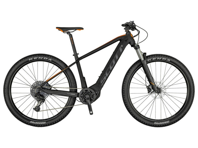 Scott Aspect eRIDE 920 Bike schwarz