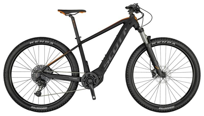 Scott Aspect eRIDE 920 Bike schwarz