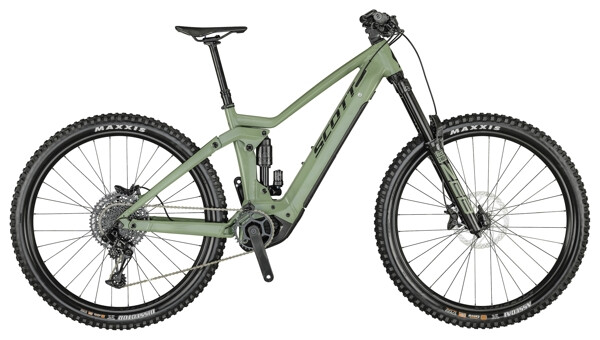 SCOTT - Ransom eRIDE 920 Bike