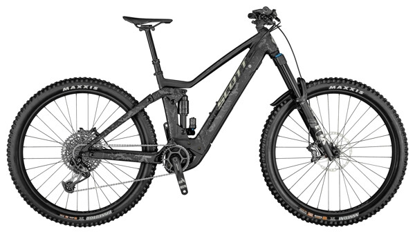SCOTT - Ransom eRIDE 910 Bike